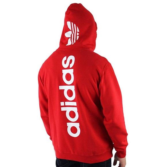 653bfeb5a061f Rare Adidas Hoodie